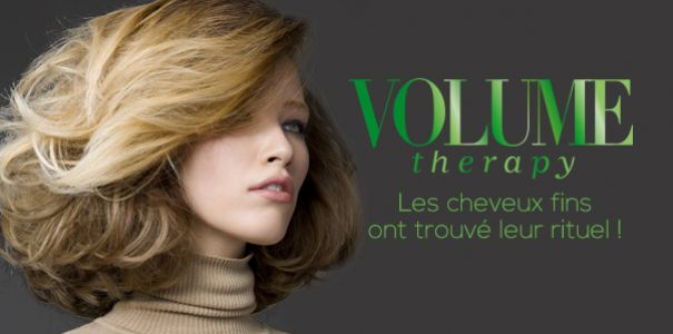 Coiffure Cheveux fins Experts Vanessa Giani · Volume Therapy