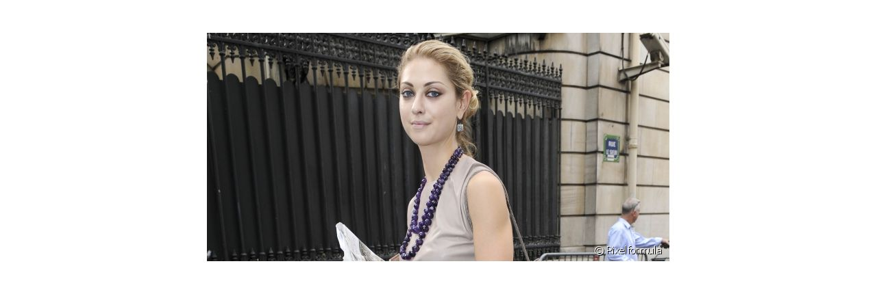 Une coiffure chic et casual : Streetstyle