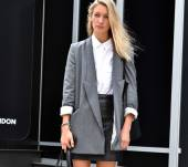 Raviver son blond en hiver : Streetstyle