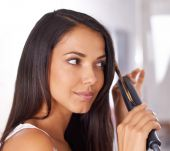 Comment réussir un brushing sleek ?