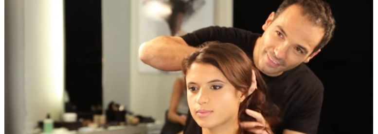 Comment Faire Un Chignon Flou Facile Tuto Coiffure Video