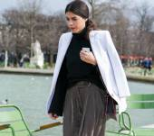 La queue-de-cheval basse : Streetstyle